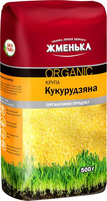 кукурузная каша органическая