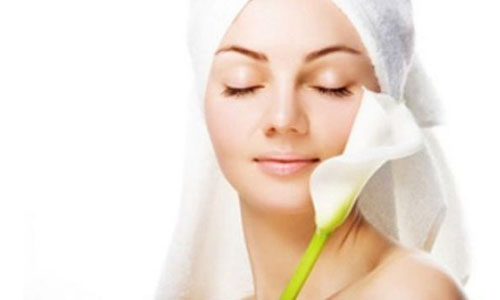 Маски для лица на основе манки для кожи различных типов