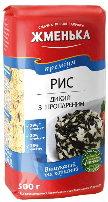 рис дикий